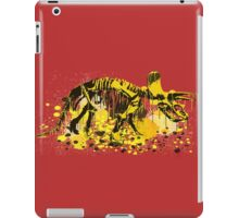 Drip Dry Triceratops iPad Case/Skin