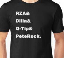Hip Hop Helvetica Unisex T-Shirt