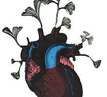 The Living Heart by emprintsstudio