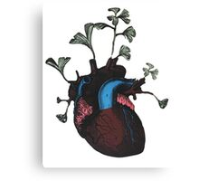 The Living Heart Canvas Print