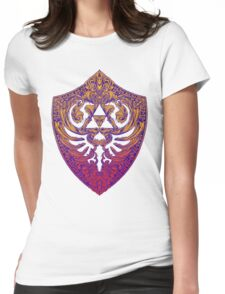 Hylian Victoriana Womens Fitted T-Shirt