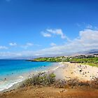 Hapuna Beach by Ticker