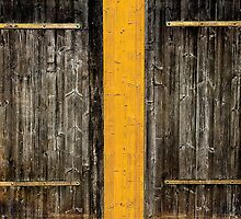 you've got a message on your i door by Patrick Monnier