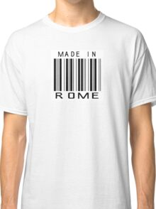 Made in Rome Classic T-Shirt