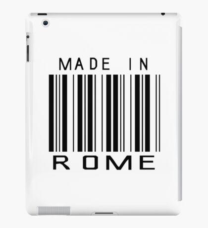Made in Rome iPad Case/Skin