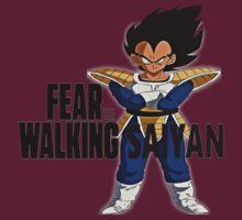 FEAR THE WALKING SAIYAN by ColonelSanders