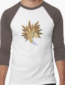 Sandslash Men's Baseball ¾ T-Shirt