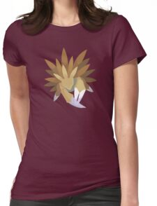 Sandslash Womens Fitted T-Shirt