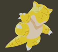 Sandshrew by cluper