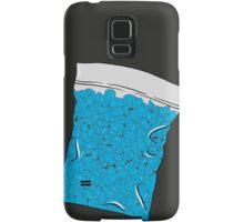 Blue Meth Samsung Galaxy Case/Skin