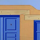 Adobe Wall by Eldon Ward