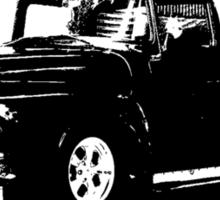 Ford Pickup Sticker