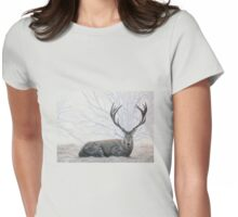 My Deer Womens Fitted T-Shirt