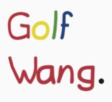 Golf Wang. Simple T-Shirt