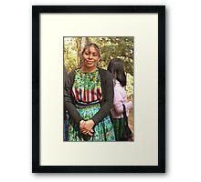 De Palin  Framed Print