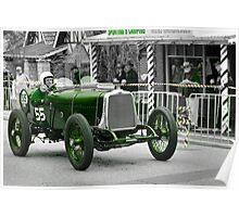 Talbot 25 Aero Poster
