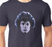 The Face Of Who Unisex T-Shirt