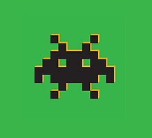 The Lone Space Invader by SamuelH7