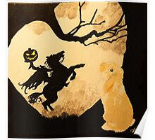 Spooky Series-You had me at Hallow Poster