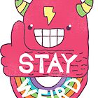 STAY WEIRD! by BeanePod