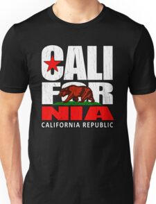 California Republic (vintage distressed look) Unisex T-Shirt