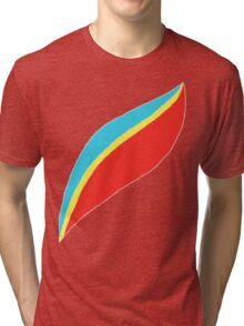 Captain EO (brighter) Tri-blend T-Shirt
