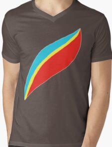 Captain EO (brighter) Mens V-Neck T-Shirt