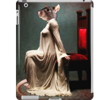Lady of the Court  iPad Case/Skin