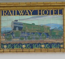 Railway Hotel by pix-elation