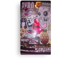 Ur brain on drugs Canvas Print