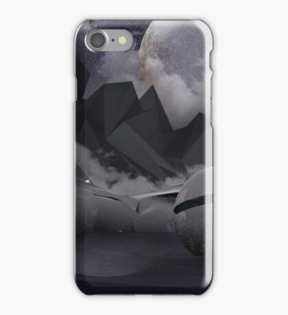 Metal Landscape iPhone Case/Skin
