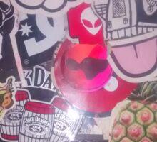 Ur brain on drugs Sticker