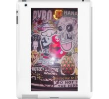 Ur brain on drugs iPad Case/Skin