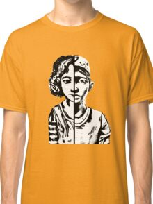 walking dead Clementine Classic T-Shirt