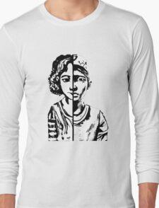 walking dead Clementine Long Sleeve T-Shirt
