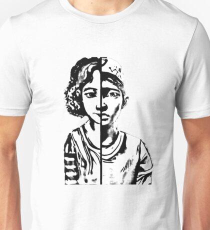 walking dead Clementine Unisex T-Shirt