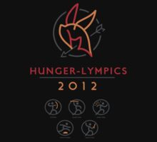 Hunger-lympics by WinterArtwork