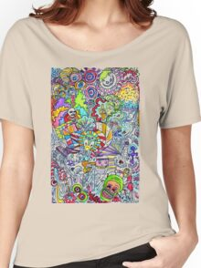 Funhouse Women's Relaxed Fit T-Shirt