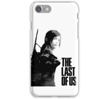 Ellie in the last of us iPhone Case/Skin