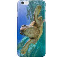 Sweet turtle iPhone Case/Skin