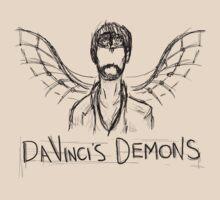 Da Vinci's Demons by moosesquirrel