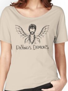 Da Vinci's Demons Women's Relaxed Fit T-Shirt
