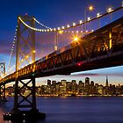 Bay Bridge by Inge Johnsson