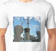 01 Deck Midships Unisex T-Shirt