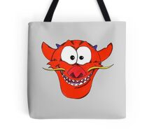 MUSHUbubbleHEAD Tote Bag
