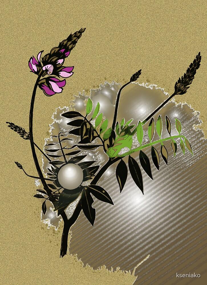 Pearl in tne graas(1) by kseniako