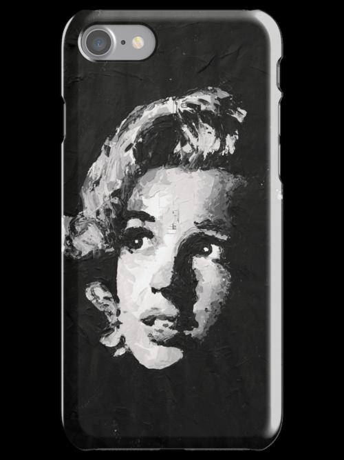 Marilyn_Black by HAVI Art