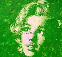 Marilyn_Green by HaviSchanz