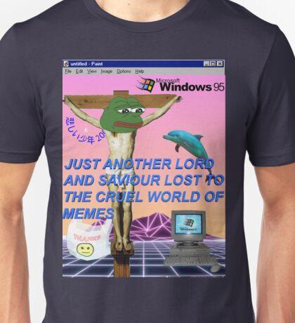 Trash Aesthetic Unisex T-Shirt