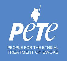 Star Wars PETA Parody (with text) by Expalphalog